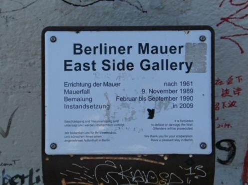 Berlijn 0012 Eastside Gallery