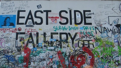 Berlijn 011 East Side Gallery